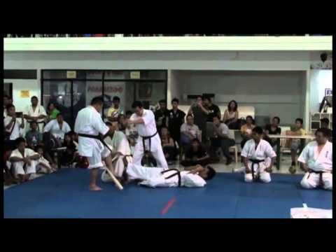 Kyokushin-kan Philippines Tournament 2013 (Breaking Demonstration) Image 1