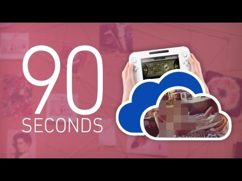 Microsoft SkyDrive, Wii U sales, and a Bang With Friends lawsuit: 90 Seconds on The Verge