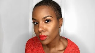 How to LOVE Your Short Natural Hair | confidence after your BIG CHOP | Nia Hope