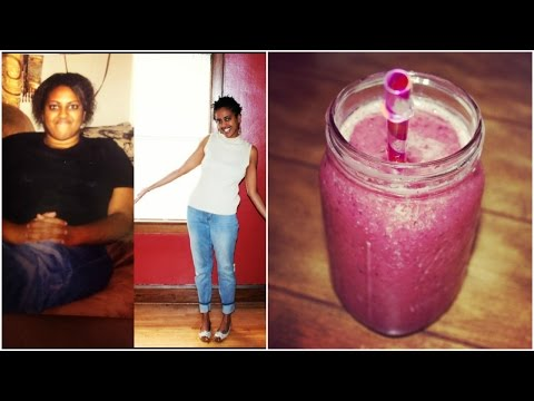 Hydrating Breakfast Smoothie - Weight Loss, Clear Skin | Maria HD