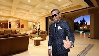 Conor McGregor New House And Cars He Bought After UFC 205! (Conor McGregor Net Worth)