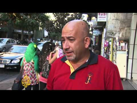 Syria conflict impacts Lebanon daily life