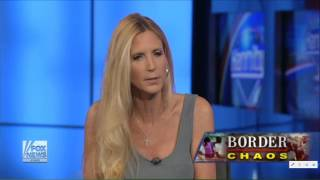 Ann Coulter On Border Crisis Hannity