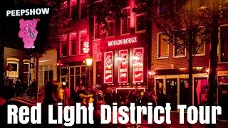 SOLO TRAVEL | RED LIGHT DISTRICT Tour & How My Trip Was Ruined My First Night