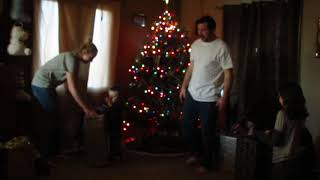 Christmas prank on kids   Its huge What is in the big box   MUST WATCH