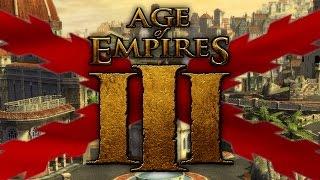 JUGANDO Age of Empires 3 - ESPAÑOLES POR MONGOLIA (Mayorcete)