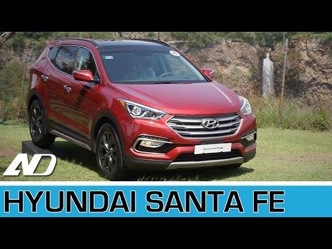 Hyundai Santa Fe 2017 - Primer Vistazo en AutoDinámico