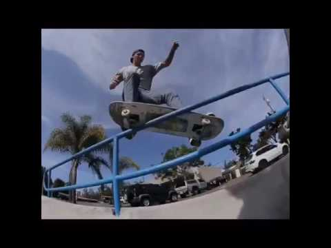 Tony Baldelli skates Orion trucks