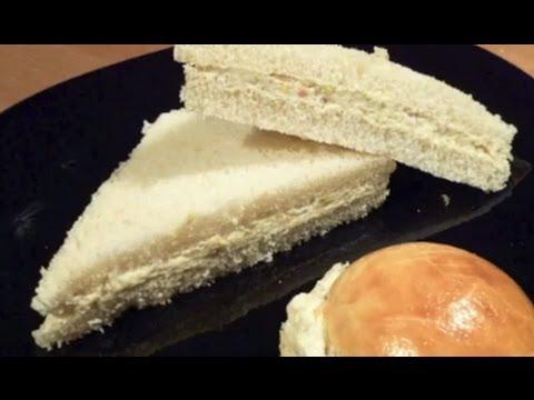 Sandwich estilo Rodilla de queso y pistachos - ( Thermomix o batidora )