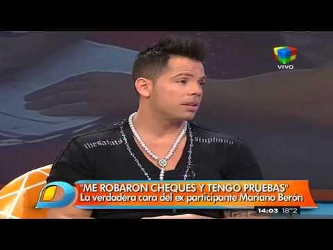 """Mariano Berón habló de la denuncia por estafa: """"Soy inocente"""""""