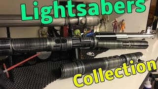 Rebel Chumps - Lightsaber collection #1
