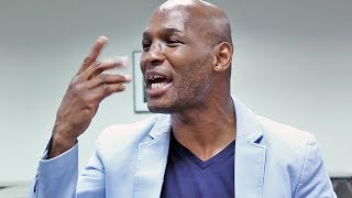 "BERNARD HOPKINS: ""Let"