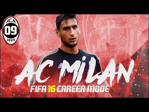FIFA 16 | AC Milan Career Mode Ep9 - INCREDIBLE GAME vs JUVENTUS!!