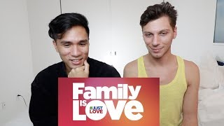 "Family is loveABS-CBN Christmas Station ID 2018 ""Family Is Love"" 
