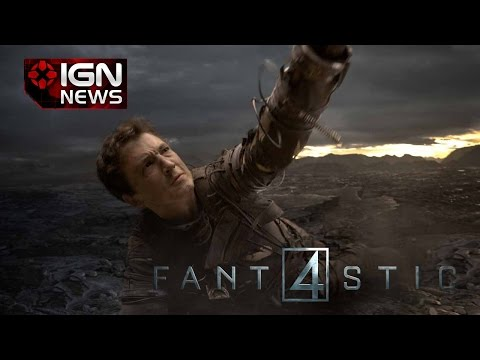 Fantastic Four Revising Mr. Fantastic's Powers - IGN News