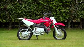 Honda CRF50, CRF110 and CRF125 Children