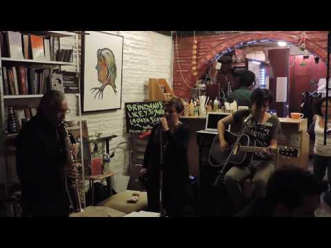 Little Wing. Jimi Hendrix 6may16 cover Hybridee Trio