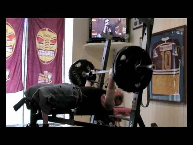 Gym training week 4
