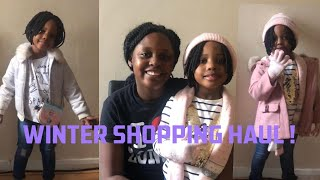 WINTER CLOTHING HAUL | KIDS WEAR EDITION
