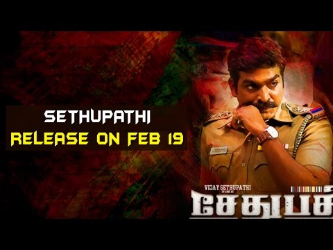 """Sethupathi"" Movie Release On february 19 