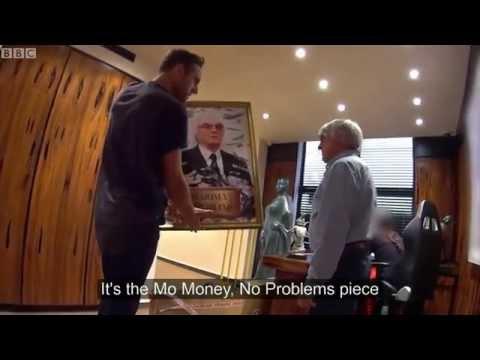 Bernie Ecclestone meets The Revolution Will Be Televised (BBC THREE)