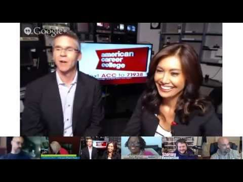 FOX 11 Google+ Hangout: John Henson Talks Wipeout And Talk Soup