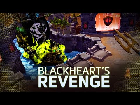 In Development: New Heroes Brawl Battleground - Blackheart's Revenge