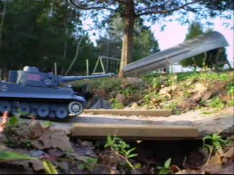 rc tank patrol