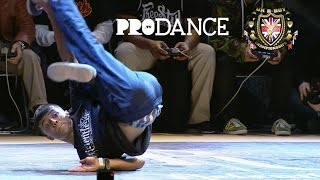 Finał Undisputed x UK B-Boy Championships 2016: Sunni vs Taisuke