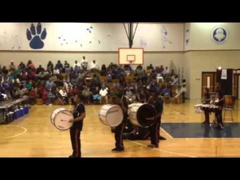 Druid Hills High School percussion