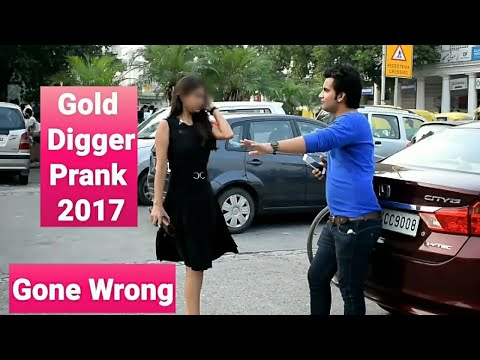 Gold Digger Prank in India || 2017 || Gone Wrong || Pranks in india || Pranks 2017