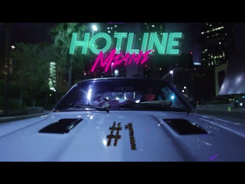 Hotline Miami [PC] #1 - MasteChef!