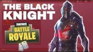 Getting The Black Knight For Free Ep 6 Fortnite Battle Royale