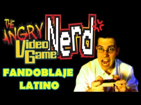 AVGN -Bugs Bunny Birthday Blowout Nes Review Fandub Latino by Longcat