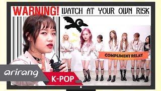 [Simply K-Pop] WekiMeki(????)'s Compliment Relay(?????) _ Ep.337 _ 111618