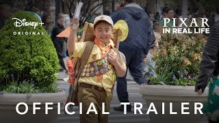 Pixar IRL – Official Trailer | Disney+ | Start Streaming Nov. 12