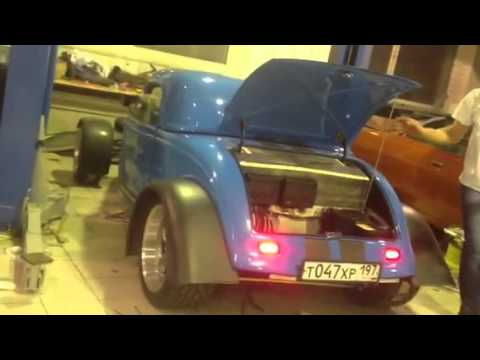Factory Five 33 Hot Rod from Russia!