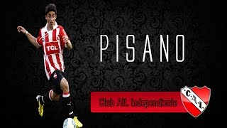 Matias Pisano║►Independiente [HD]