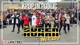 ► [KPOP IN PUBLIC] NCT 127 – 'SUPERHUMAN' Dance Cover | KM United Collaboration◄ [AUSTRALIA]