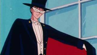Sailor Moon Game - Tuxedo Mask