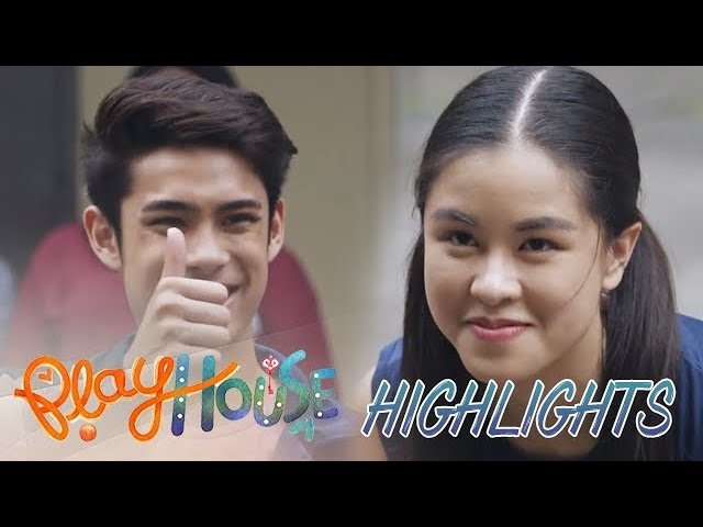 Playhouse: Zeke cheers Shiela | EP 42