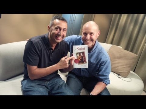 Lino Rulli with Deacon Pedro on Catholic Focus