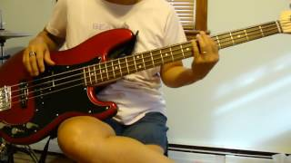 Unchain My Heart - Joe Cocker : bass cover