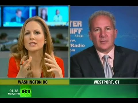 The Dollar Collapse Revisited and a Bull Market in US Treasuries w/Peter Schiff!