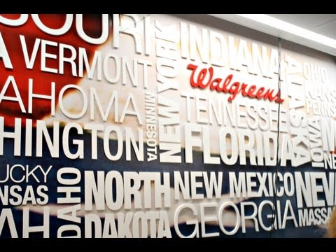 WALGREENS D.C. A look Inside the newest flagship store
