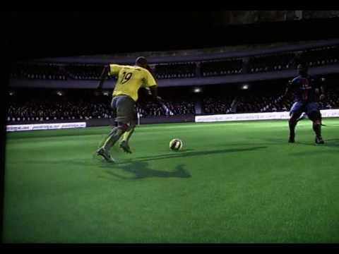 Fifa 07 on XBOX 360 best moments