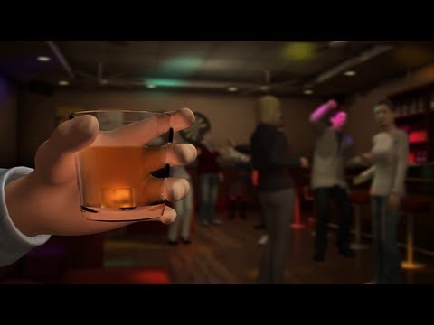 LED ice cube tracks alcohol intake, tells you when to stop drinking