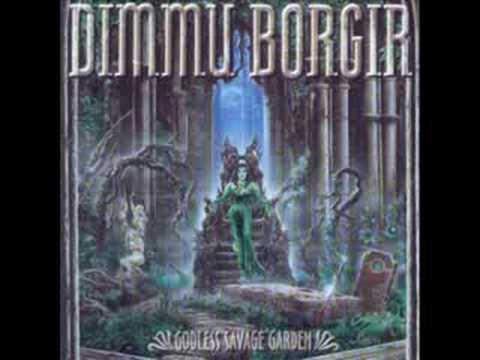 Dimmu Borgir - Hunnerkongens Sorgsvarte Ferd Over Steppene