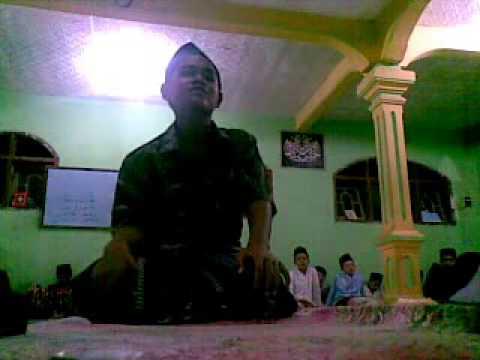 16. Pondok Pesantren Apik Kesugihan Cilacap 2013 ( Lomba Muhafadzoh At Ta'rif ) Zidan video