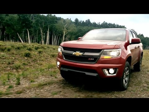 ► 2015 Chevy Colorado WORLD PREMIERE